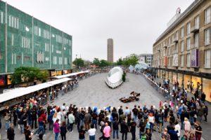 18 Septemberplein race circuit Eindhoven
