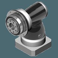 AHK serie haakse tandwielkast met uitgaande flens ISO 9409 Apex Dynamics