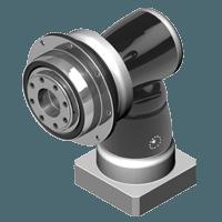 AHK serie tandwielkast met uitgaande flens ISO 9409 Apex Dynamics