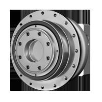 AP tandwielkast is een heavy duty tandwielkast met een schuine vertanding en stalen uitgaande as ISO 9409.