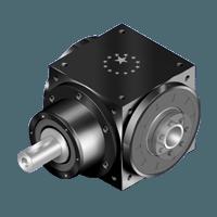 ATB-C serie tandwielkast met doorlopende holle as voor krimpschijven Apex Dynamics