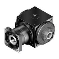 ATB-FC serie tandwielkast met uitgaande doorlopende holle as voor krimpschijven Apex Dynamics