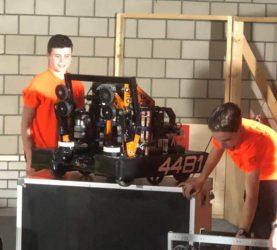 Onthulling Team Rembrandts robot 22-02-2018