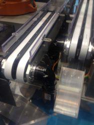 Verpakkingsmachines met Apex Dynamics tandwielkast