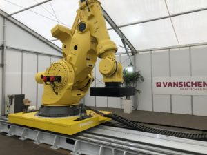 Linear technology increases the range of robots with a